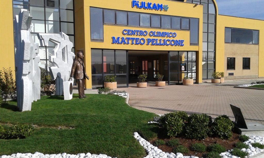 Monumento Matteo Pellicone - Ostia (RM)