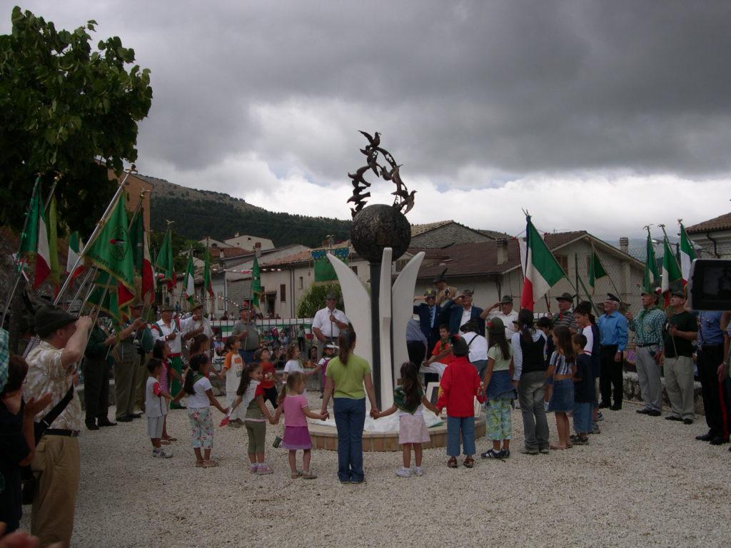 Monumento alla Pace - Secinaro