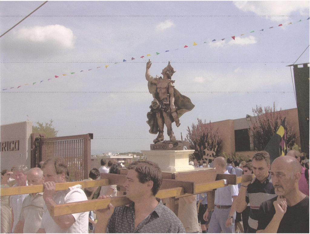 Sant'Enrico Roma